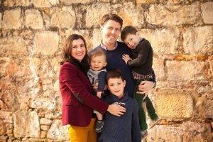 Senator Jonathon Duniam & Family