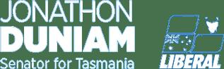 Senator Jonathon Duniam Logo