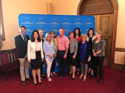 Women in Politics Roundtable, Launceston