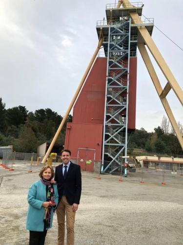 Beaconsfield mine works update