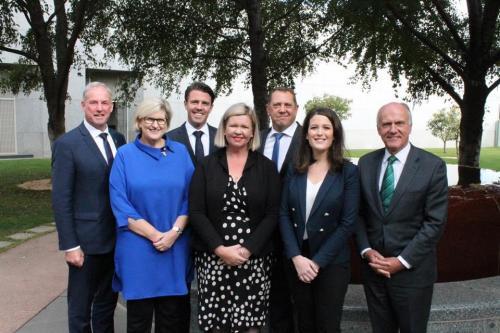 Tassie Federal Liberal Team